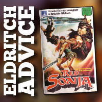 Eldritch Advice: Red Sonja