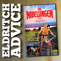Eldritch Advice: Nibelungen - Teil 1: Siegfried