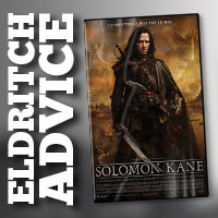 Eldritch Advice: Solomon Kane