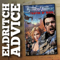 Eldritch Advice: Starship Troopers Traitor of Mars