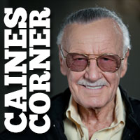 Caines Corner: RIP Stan Lee - Into the Spider-Verse