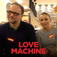 "Das ""Love Machine""-Team im Interview"