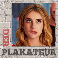 Der Plakateur: Evolution of Emma Roberts