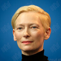 Portrait Tilda Swinton