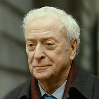 Portrait Michael Caine
