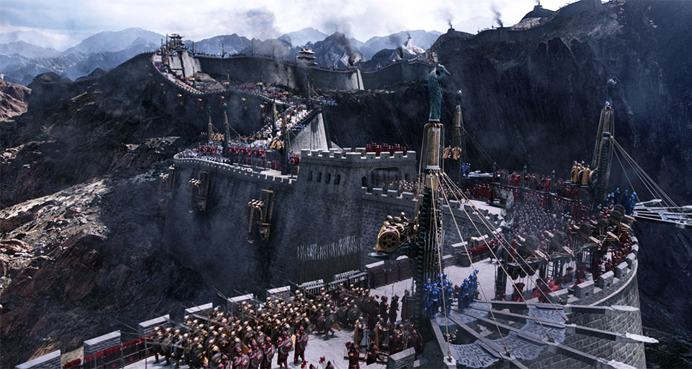 Szenenbild aus dem Film The Great Wall