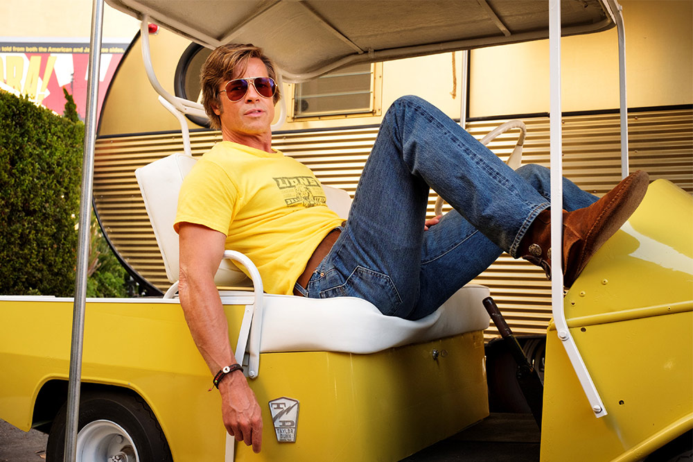 Szenenbild aus dem Film Once Upon a Time in Hollywood
