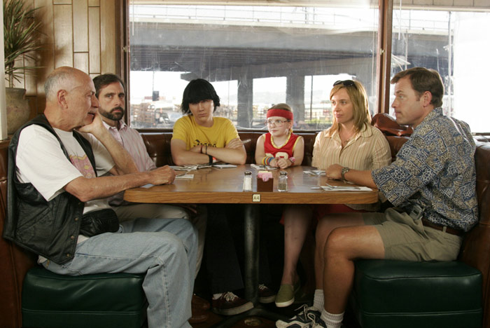 Szenenbild aus dem Film Little Miss Sunshine