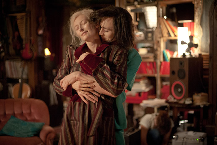 Szenenbild aus dem Film Only Lovers Left Alive