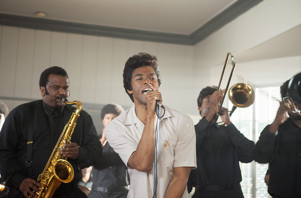 Szenenbild aus dem Film Get on Up - Die James Brown Story