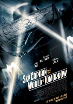 Filmplakat zu Sky Captain and the World of Tomorrow