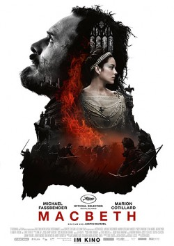 Filmplakat zu Macbeth