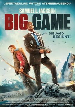 Filmplakat zu Big Game