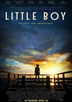 Filmplakat zu Little Boy