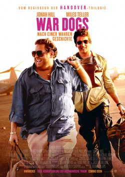 Filmplakat zu War Dogs