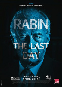 Filmplakat zu Rabin, the Last Day