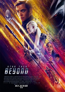 Filmplakat zu Star Trek Beyond
