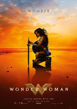 Filmplakat zu Wonder Woman