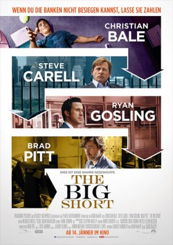 Filmplakat zu The Big Short