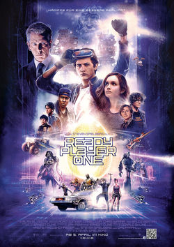 Filmplakat zu Ready Player One