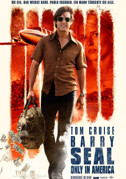 Filmplakat zu Barry Seal - Only in America