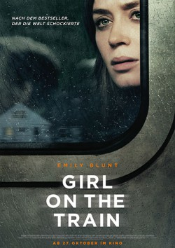 Filmplakat zu Girl on the Train