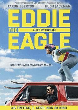Filmplakat zu Eddie the Eagle