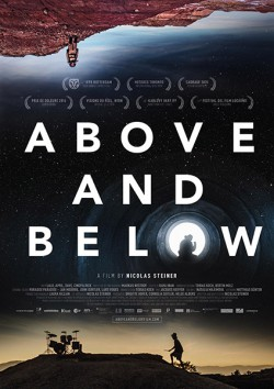 Filmplakat zu Above and Below