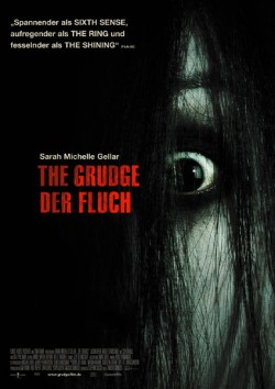 Filmplakat zu Der Fluch - The Grudge