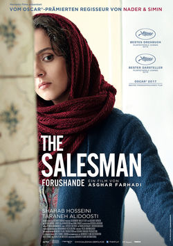 Filmplakat zu The Salesman