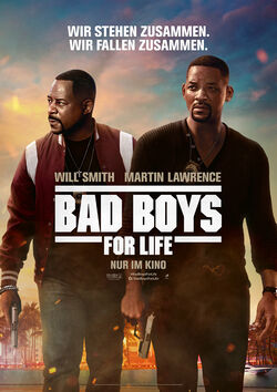 Filmplakat zu Bad Boys for Life