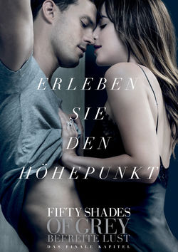 Filmplakat zu Fifty Shades of Grey - Befreite Lust