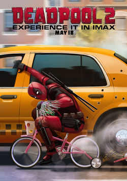 Filmplakat zu Deadpool 2