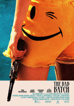Filmplakat zu The Bad Batch