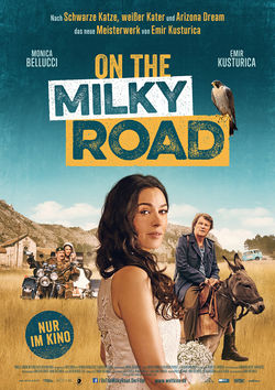 Filmplakat zu On the Milky Road