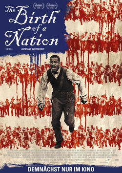 Filmplakat zu The Birth of a Nation - Aufstand zur Freiheit