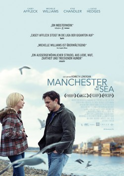 Filmplakat zu Manchester by the Sea