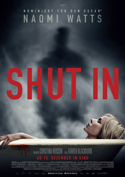 Filmplakat zu Shut In