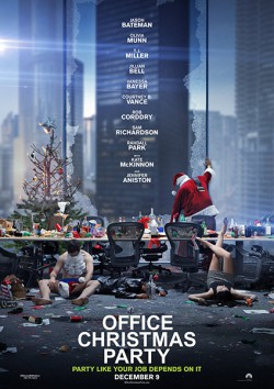 Filmplakat zu Office Christmas Party