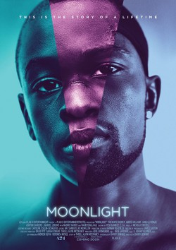 Filmplakat zu Moonlight