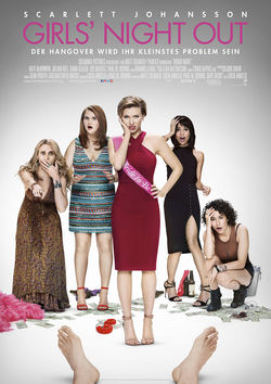 Filmplakat zu Girls Night Out