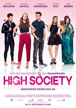 Filmplakat zu High Society