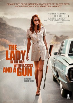 Filmplakat zu The Lady in the Car with Glasses and a Gun