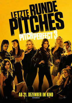 Filmplakat zu Pitch Perfect 3