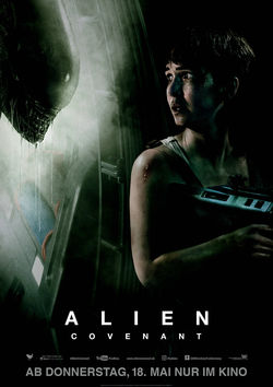Filmplakat zu Alien: Covenant