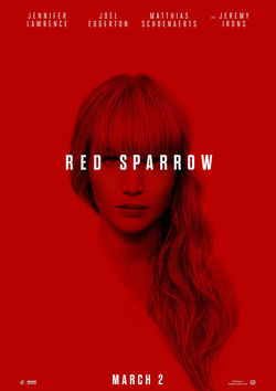 Filmplakat zu Red Sparrow