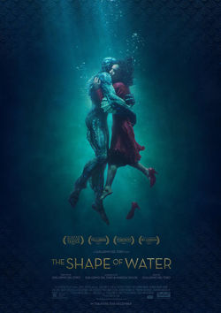 Filmplakat zu Shape of Water