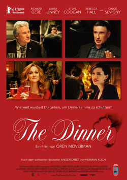Filmplakat zu The Dinner