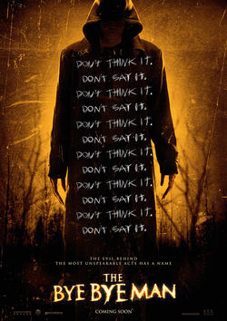 Filmplakat zu The Bye Bye Man
