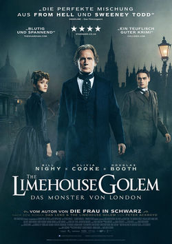 Filmplakat zu The Limehouse Golem